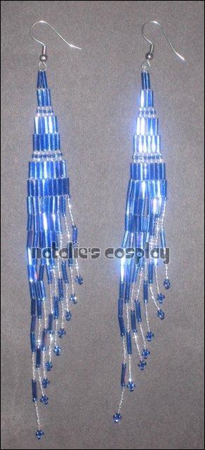 Shiva Cosplay Earrings by Natalie526