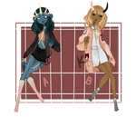 Casual duo 64-65 /Closed/ Auction