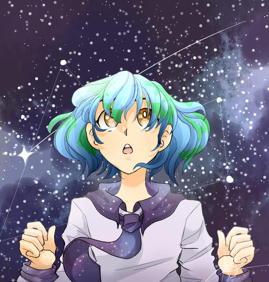 earth chan not flat