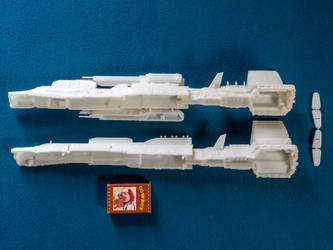 Aurora battleship model KIT