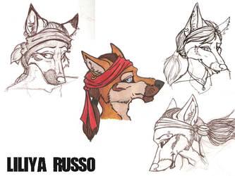 liliya russo by 00129
