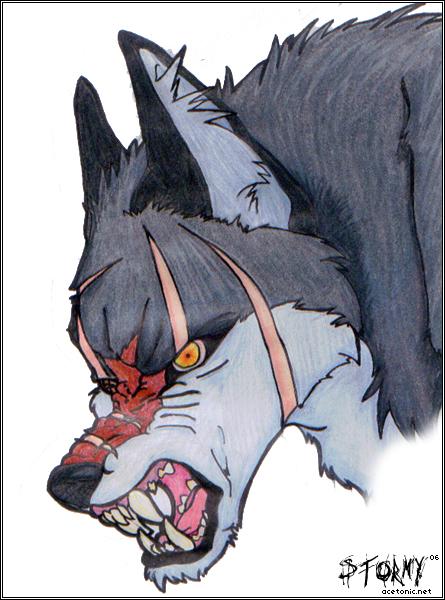 angry kaena