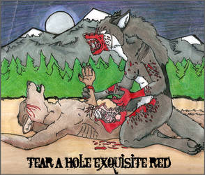 tear a hole exquisite red by 00129