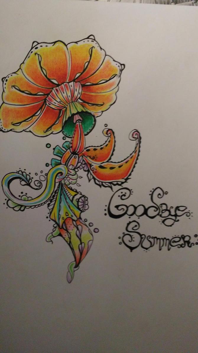 Goodbye Summer. by IDreamtOfLions13