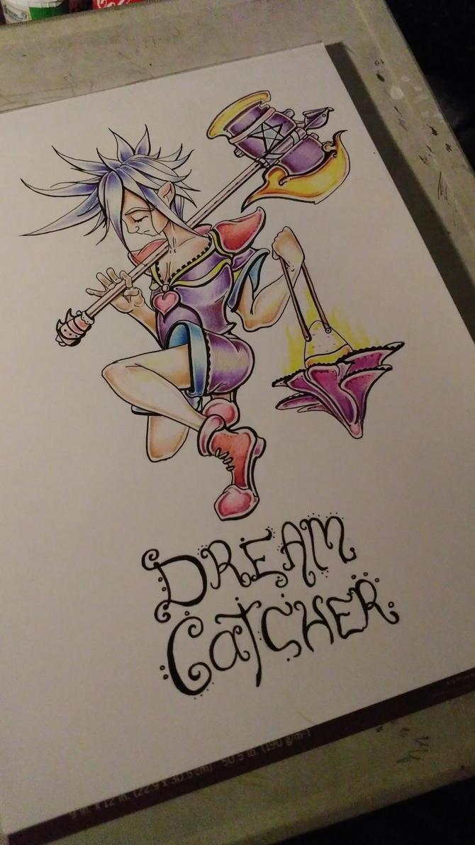 Dream Catcher. by IDreamtOfLions13