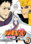 Naruto: The Last One Vol 3 Cover by MegaDarkly