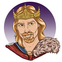 King Alistair Theirin