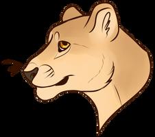 Lioness Headshot