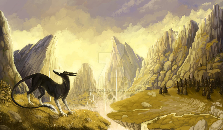 Commission ~ by OskolokCat
