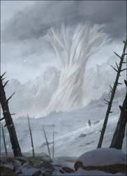 Winter by OskolokCat