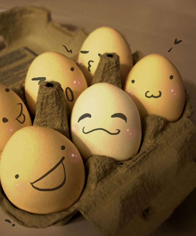 Happy Egg.