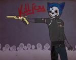 MCR Danger Days killjoy