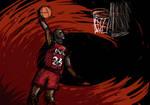 Michael Jordan (Daily Sketch Challenge)