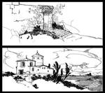 Places Sketches