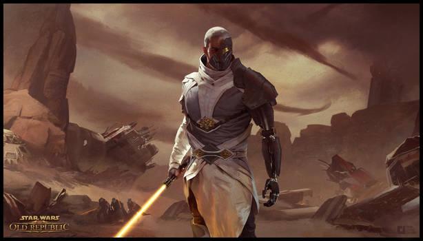 SW:TOR Knights of the Fallen Empire - Arcann