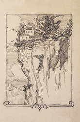 Cliff House Drawing