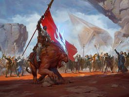 Hero of Goma Fada by demonui