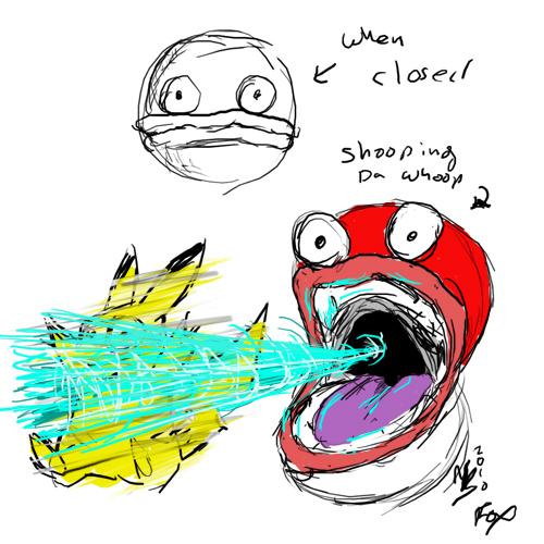New Kind of Poke'ball... by BladeGunSniper