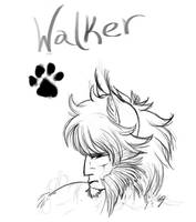 Walker Face by BladeGunSniper