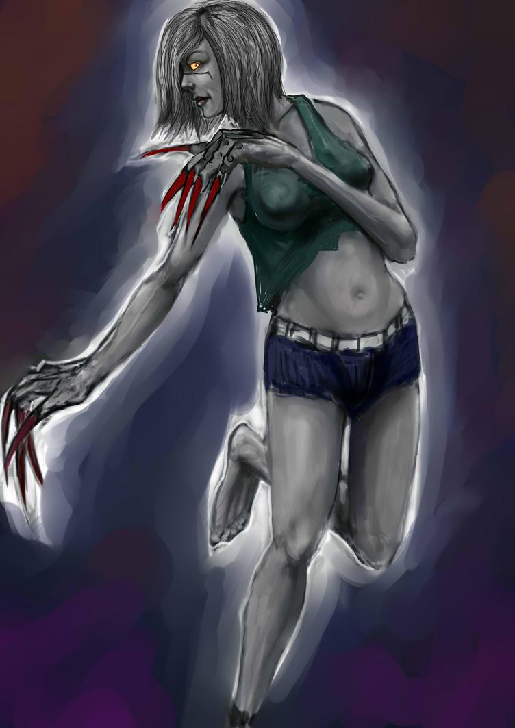 Witch L4D by Dangem
