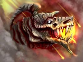 im dragon by Dangem