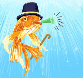 New Year's Fish