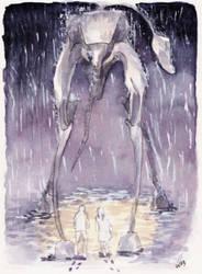 Rain by Waprom