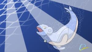 Shiny Lappy Background by oykawoo