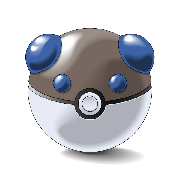 Heal Ball Pokemon Front And Back Images
