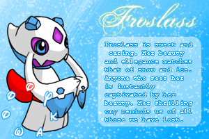 Froslass Info Thingy by oykawoo