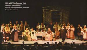 CHQ Opera's 'Luisa Miller'