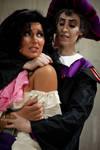 Esmeralda and Frollo Cosplay