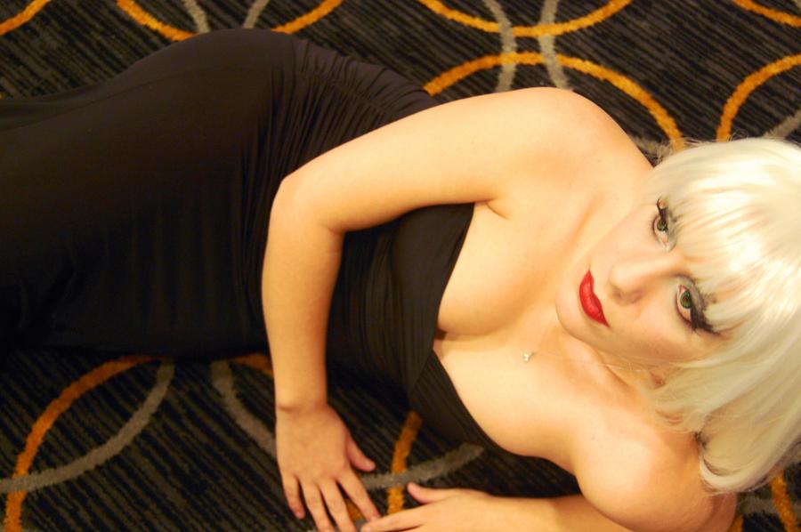 Sexy Felicia Hardy Portrait 2 by MakeupGoddess