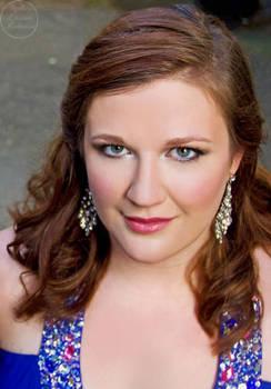 Katie's Opera Highlights Concert Makeup
