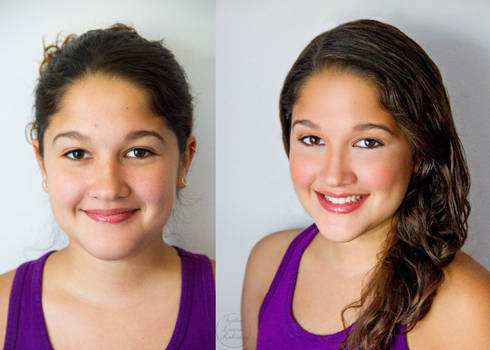 Jaileen's Natural Beauty Makeover