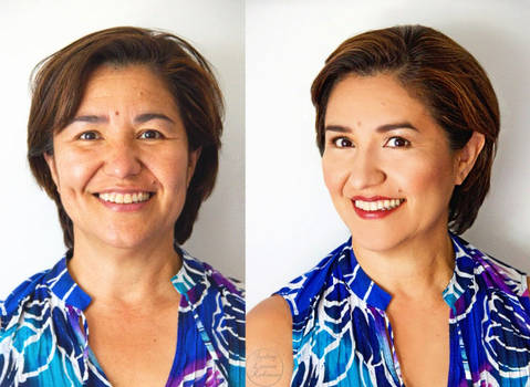Lupe's Natural Beauty Makeover