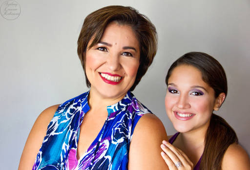 Lupe and Jaileen's Glamour Makeovers
