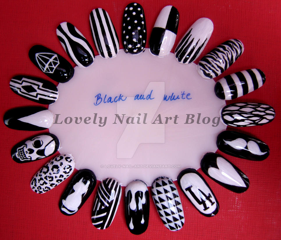 Nail Art Ideas » Lovely Nail Art Designs - Pictures of Nail Art ...