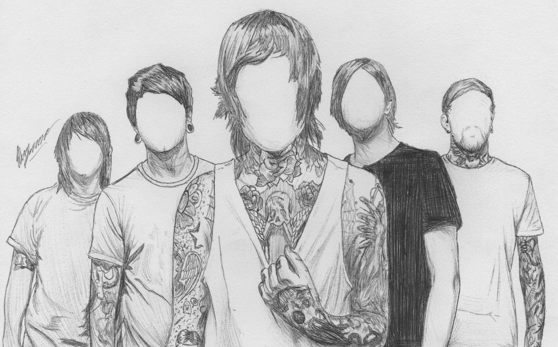 BMTH by ethanisafreak