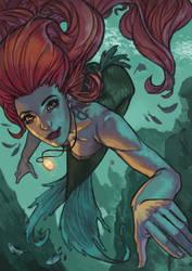 Mermaid by StefanoSpaziani