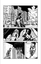 B/W Test page no. 2 by StefanoSpaziani