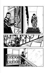 B/W Test page no. 3 by StefanoSpaziani