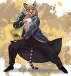 My inner Tiger