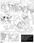 Sonadow First Kiss Page 8