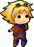 [Request] Chubbi Ezreal by chemicaRouge
