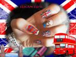 English Nail Art
