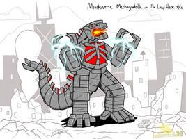 Monsterverse Mechagodzilla in LH style