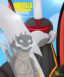 New Godzilla Domination Cover Art