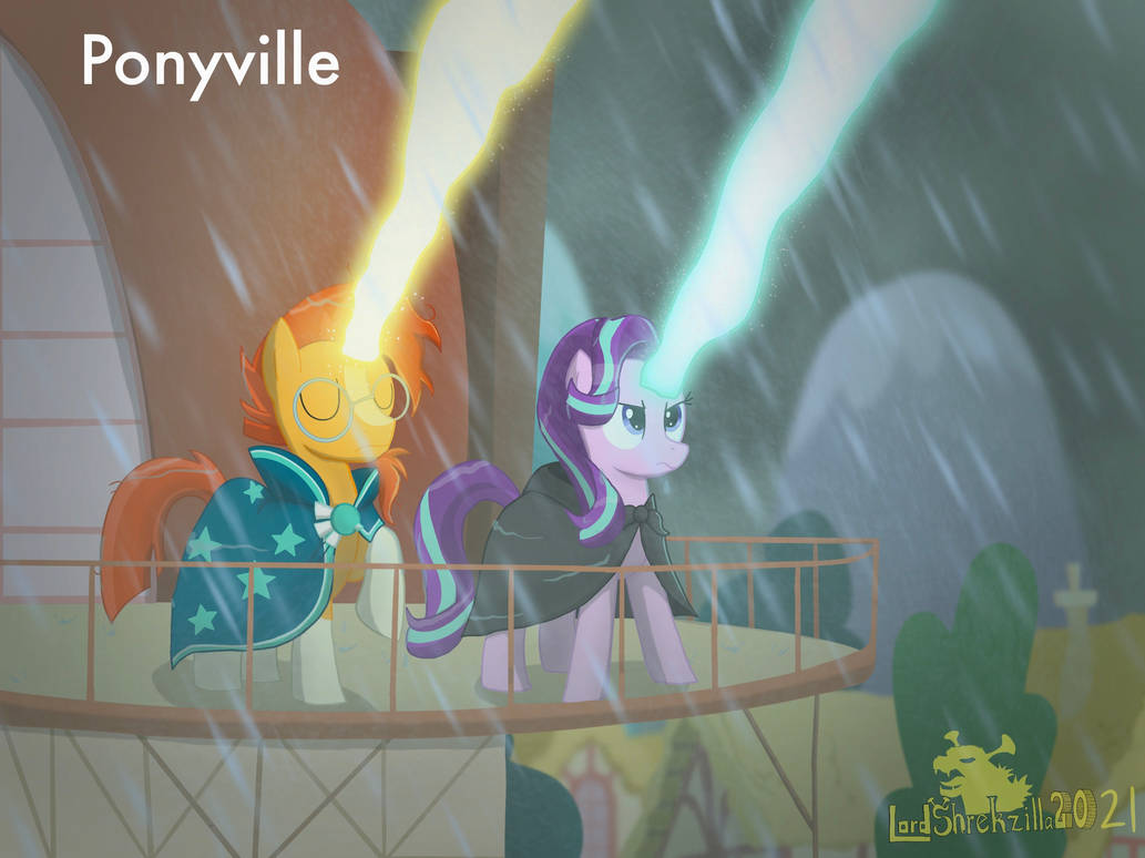The One True King Chapter 32: Ponyville