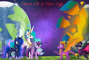 Dawn Of A New Age: GTthe4th